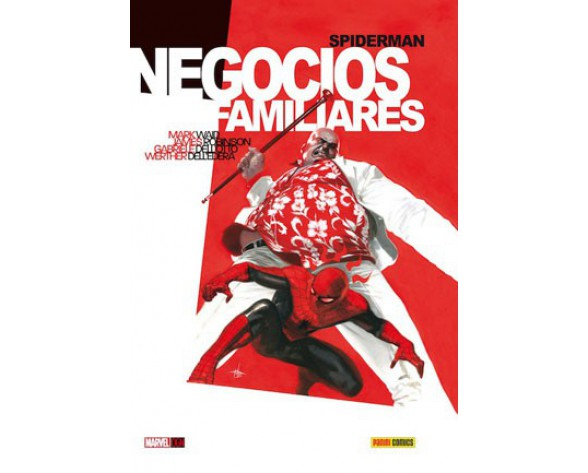 SPIDERMAN: NEGOCIOS FAMILIARES (Marvel Graphic Novel)