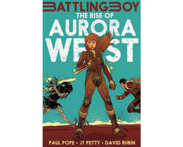 EL MOMENTO DE AURORA WEST (BATTLING BOY)