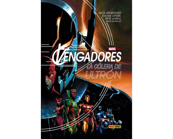 VENGADORES: LA CÓLERA DE ULTRÓN (Marvel Graphic Novel)