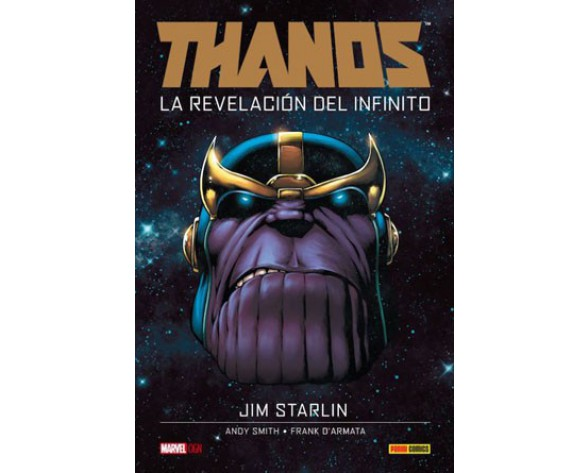THANOS: LA REVELACIÓN DEL INFINITO (Marvel Graphic Novel)
