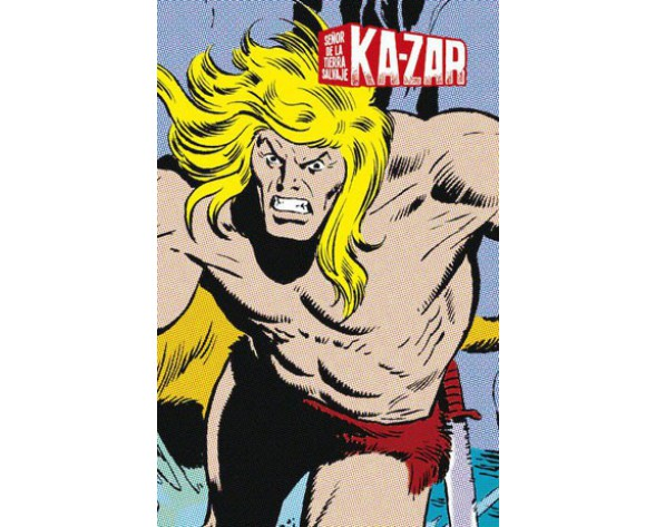 KA-ZAR (Marvel Limited Edition)