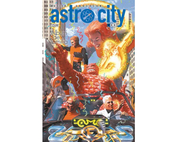 ASTRO CITY: ÁLBUM DE FAMILIA