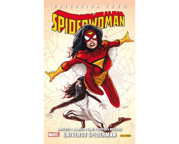 SPIDERWOMAN 01: UNIVERSO SPIDERMAN