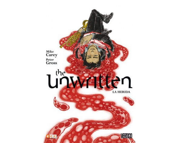 THE UNWRITTEN 08: LA HERIDA