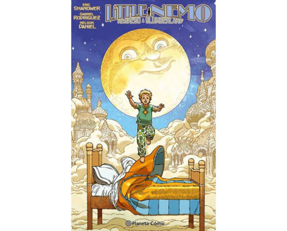 LITTLE NEMO. REGRESO A SLUMBERLAND
