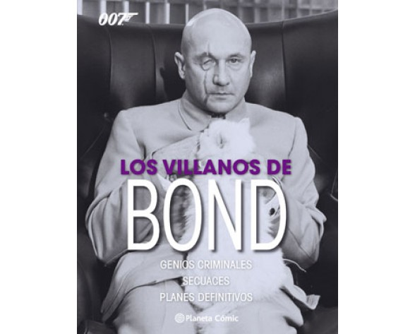 LOS VILLANOS DE BOND