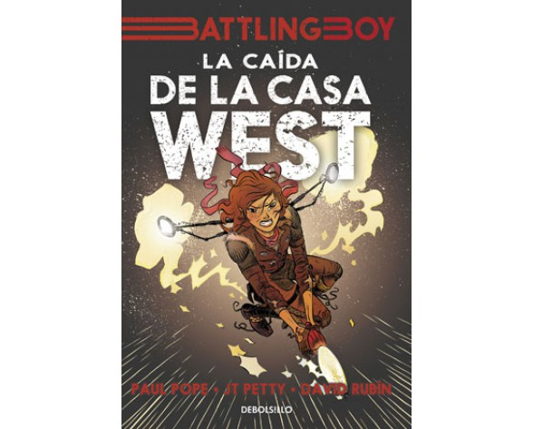 LA CAÍDA DE LA CASA WEST (BATTLING BOY)