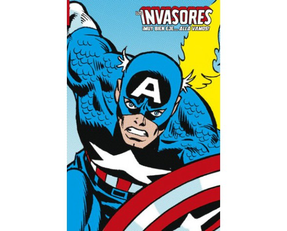 LOS INVASORES 01 (MARVEL LIMITED EDITION)
