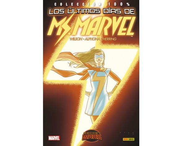 MS. MARVEL 03. LOS ULTIMOS DIAS (SECRET WARS)