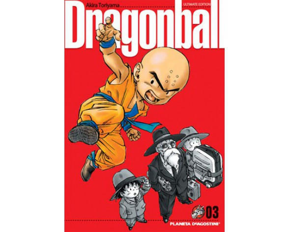 DRAGON BALL 03 (Ultimate Edition)