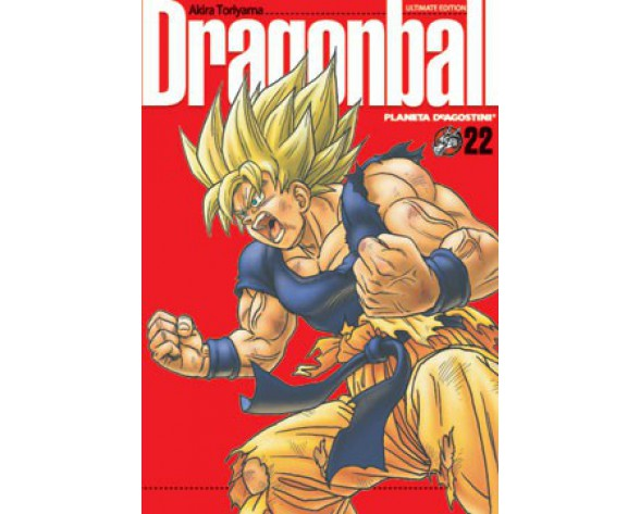 DRAGON BALL 22 (Ultimate Edition)