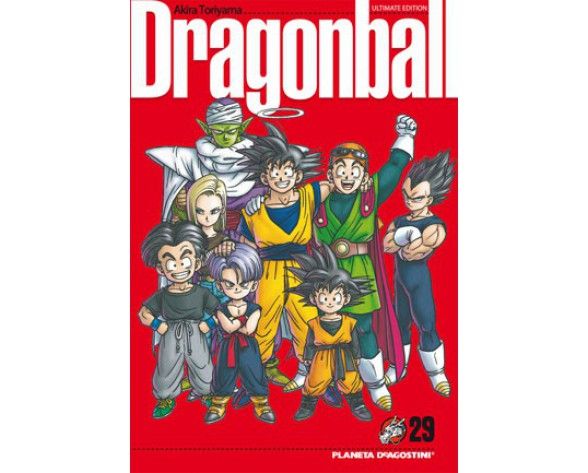 DRAGON BALL 29 (Ultimate Edition)