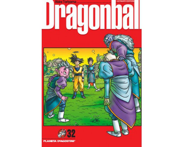 DRAGON BALL 32 (Ultimate Edition)