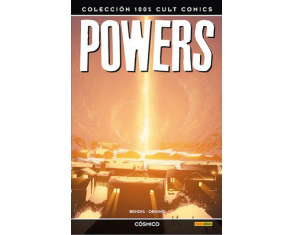 POWERS: CÓSMICO