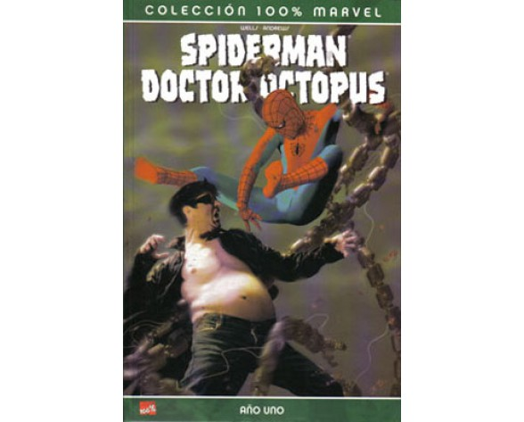 SPIDERMAN/DOCTOR OCTOPUS: AÑO UNO