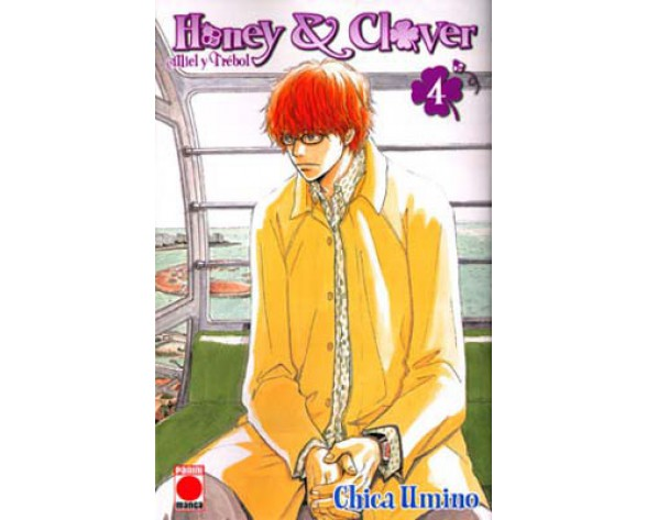 HONEY & CLOVER 04