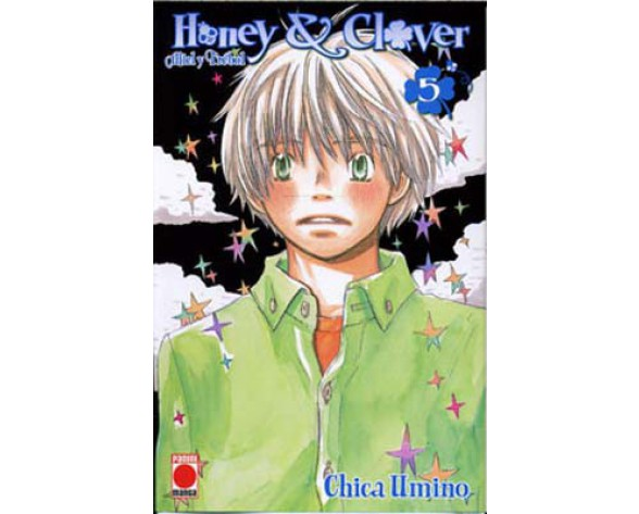 HONEY & CLOVER 05