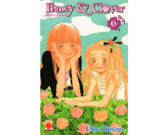 HONEY & CLOVER 06