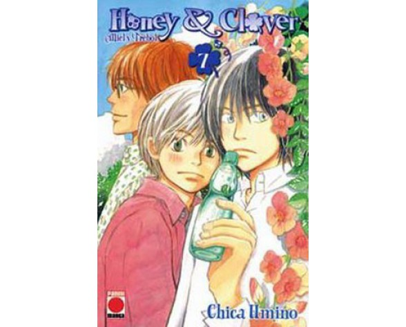 HONEY & CLOVER 07