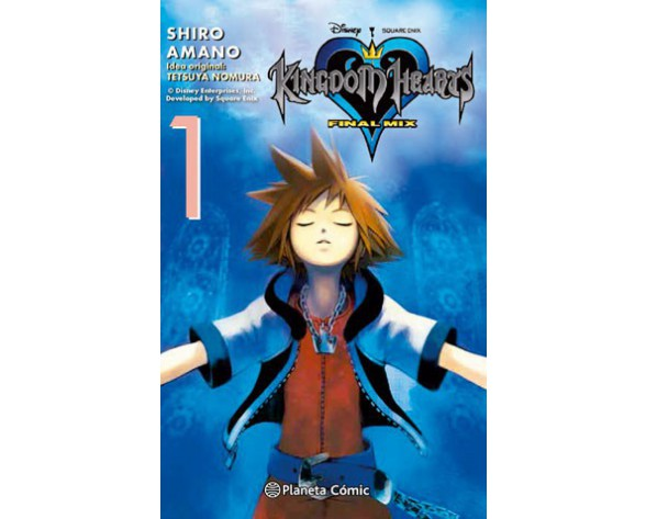 KINGDOM HEARTS: FINAL MIX 01