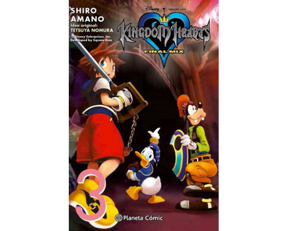 KINGDOM HEARTS: FINAL MIX 03