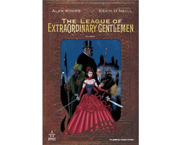 THE LEAGUE OF EXTRAORDINARY GENTLEMEN VOL.01 (Edición Absolute)