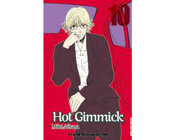 HOT GIMMICK 10
