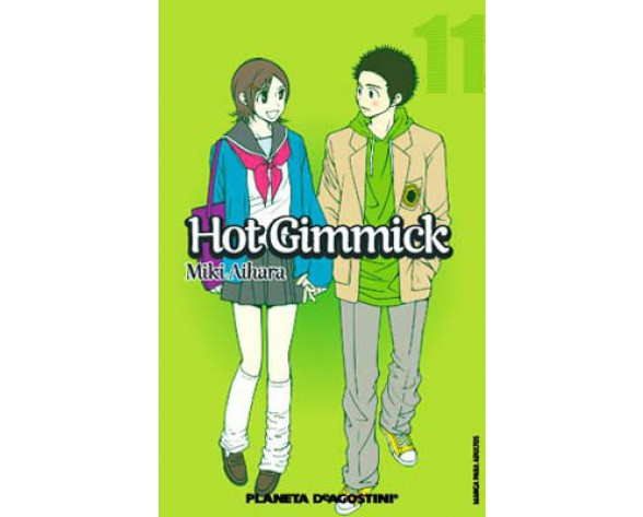 HOT GIMMICK 11