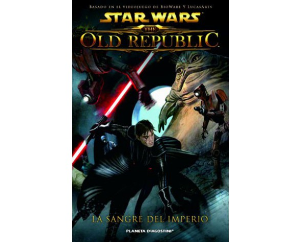 STAR WARS THE OLD REPUBLIC 01: LA SANGRE DEL IMPERIO
