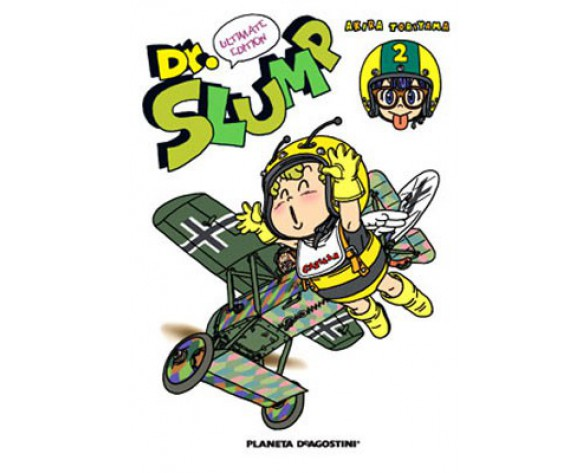 DR. SLUMP 02 (Ultimate Edition)