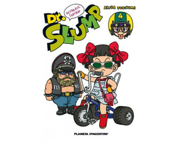 DR. SLUMP 04 (Ultimate Edition)