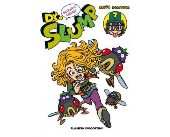 DR. SLUMP 07 (Ultimate Edition)
