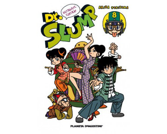 DR. SLUMP 08 (Ultimate Edition)