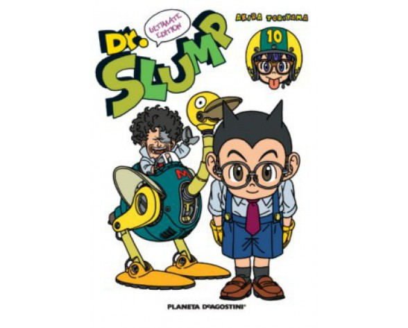 DR. SLUMP 10 (Ultimate Edition)