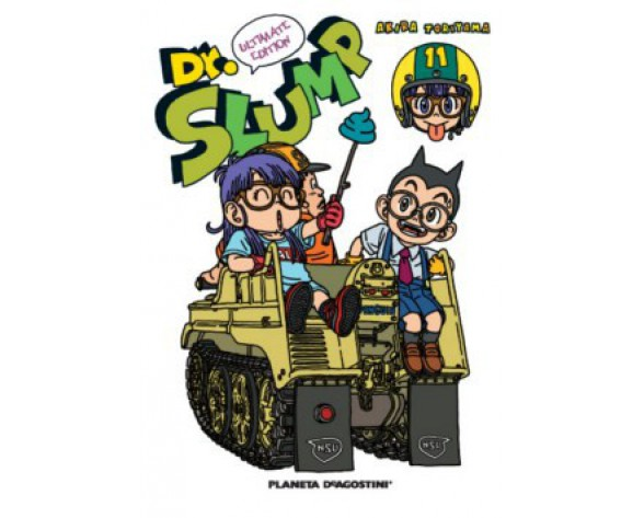DR. SLUMP 11 (Ultimate Edition)