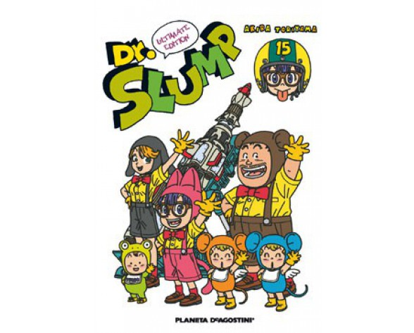 DR. SLUMP 15 (Ultimate Edition)