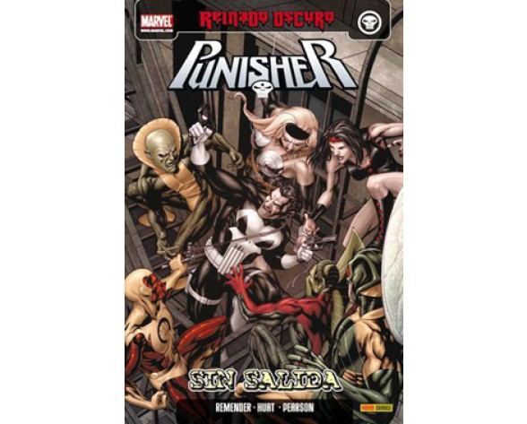 PUNISHER 02: SIN SALIDA