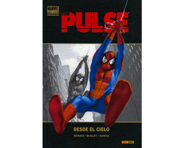 THE PULSE 01: DESDE EL CIELO (Marvel Deluxe)