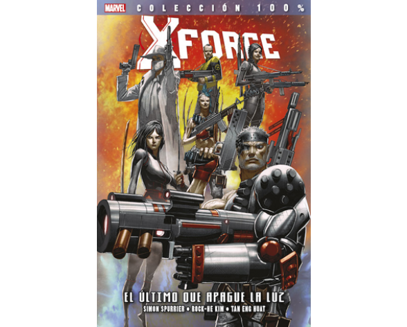 IMPOSIBLES X-FORCE 09: EL ÚLTIMO QUE APAGUE LA LUZ