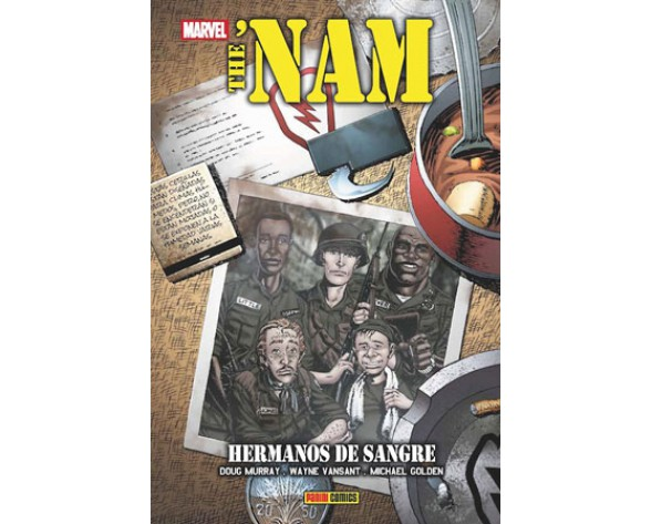 THE NAM 03: HERMANOS DE SANGRE