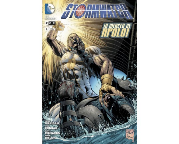STORMWATCH 04: ¡A MERCED DE APOLO!