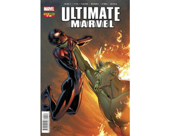 ULTIMATE MARVEL 30