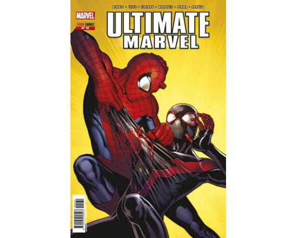 ULTIMATE MARVEL 31