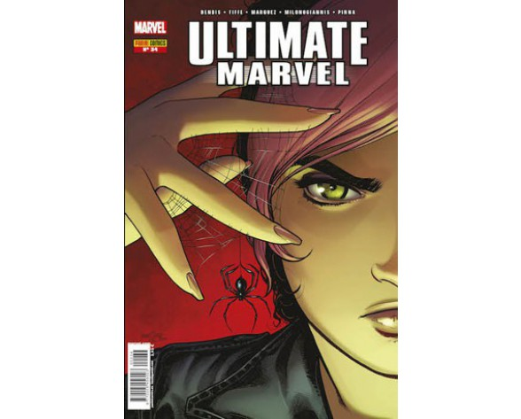 ULTIMATE MARVEL 34