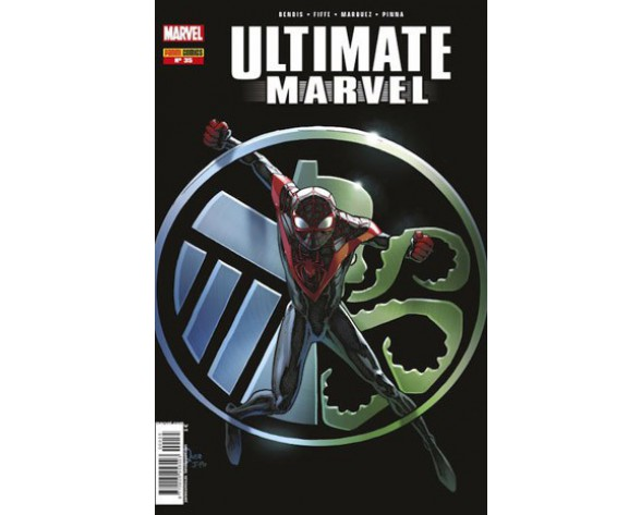ULTIMATE MARVEL 35