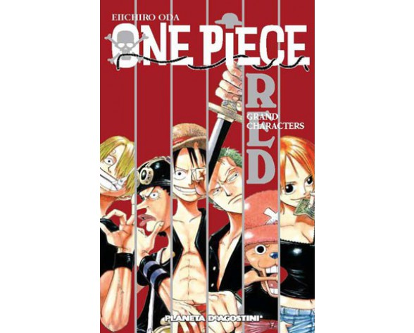 ONE PIECE GUÍA Nº 01 RED