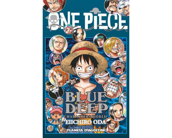 ONE PIECE GUÍA Nº 05 DEEP BLUE