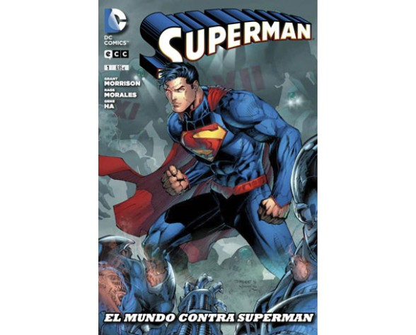 SUPERMAN 01 (reedición trimestral)