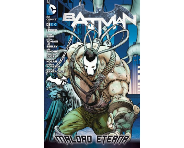 BATMAN: MALDAD ETERNA 03 (de 4)