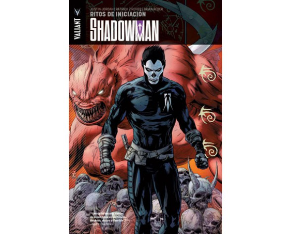 SHADOWMAN 01: RITOS DE INICIACIÓN